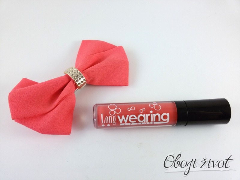 flormar long wearing lip gloss