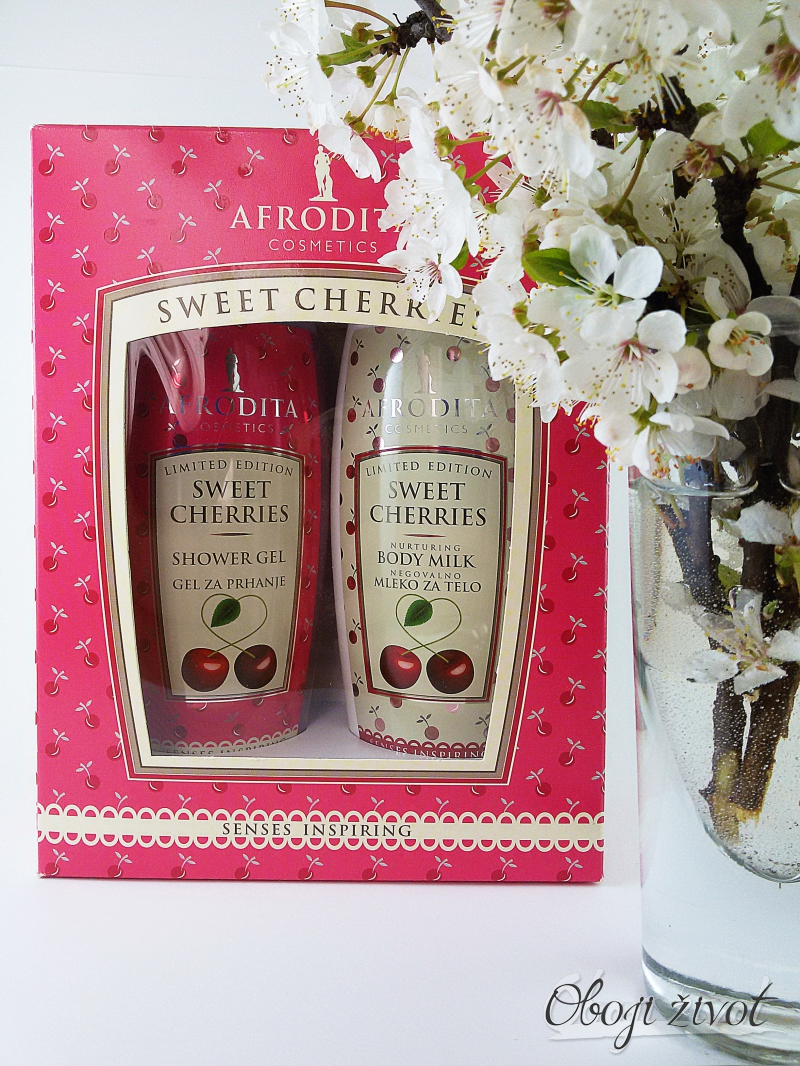 AFRODITA SWEET CHERRIES