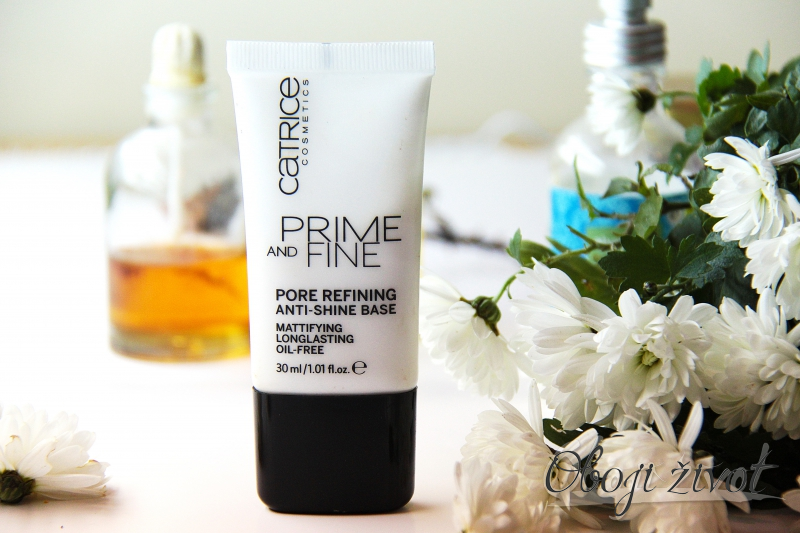 CATRICE PRIME AND FINE BASE